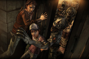 The Walking Dead Season 2 Screen 1