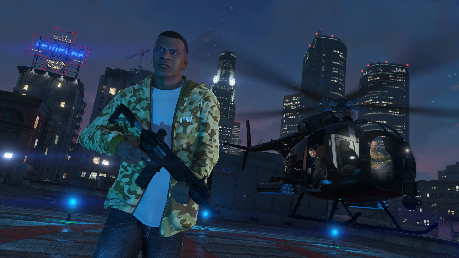 GTA V release date for PS 4 confirmed along with new visuals for PS4
