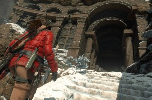 Rise of the Tomb Raider 4K Screenshot