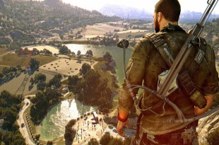 Dying Light The Following new map
