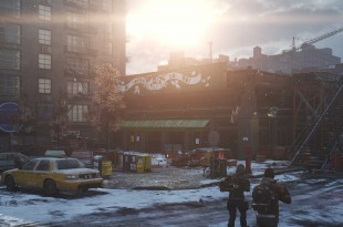 The Division morning