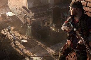Resistence Sniper Homefront The Revolution