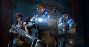 gears of war 4 del, kait and jd