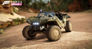 The Warthog in Forza Horizon 3